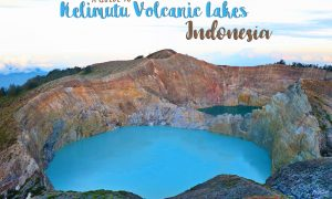 A GUIDE TO KELIMUTU VOLCANIC LAKES, INDONESIA