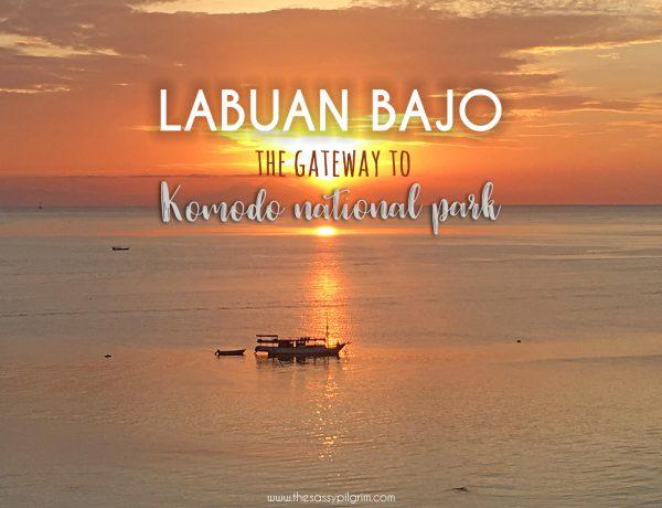 LABUAN BAJO: THE GATEWAY TO KOMODO