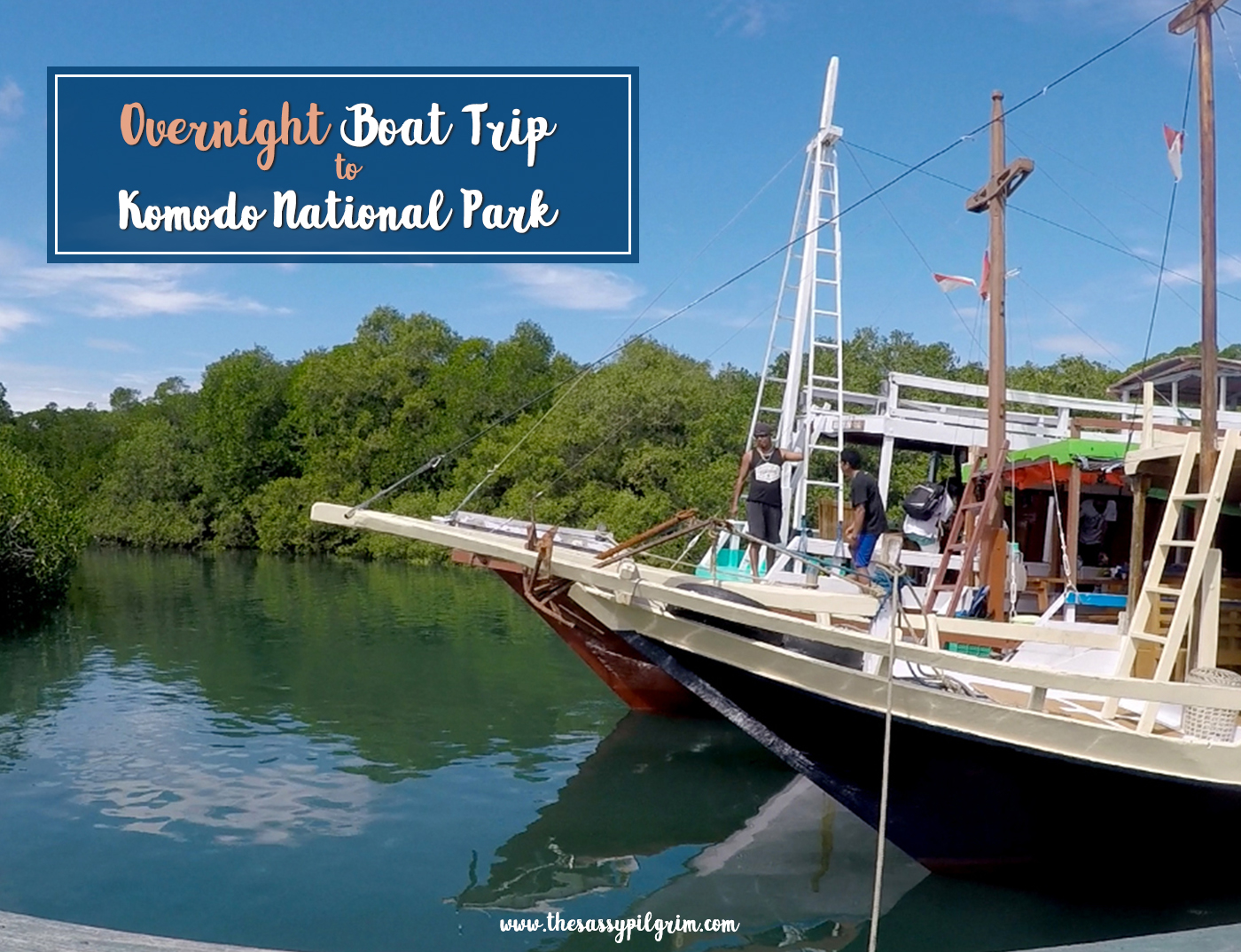 OVERNIGHT BOAT TRIP TO KOMODO NATIONAL PARK