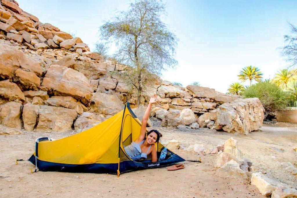 Oman_Muscat_Bimmah_Sinkhole_Road_Trip_Sinkhole_Natural_Pools_Wadis_Shab_Solo_Travel__Ain AlBatinah_Sulphur_Springs_Sahiban_Wild_Camping_Tent